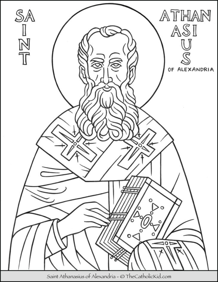 The Catholic Kid Catholic Coloring Pages And Games For Children