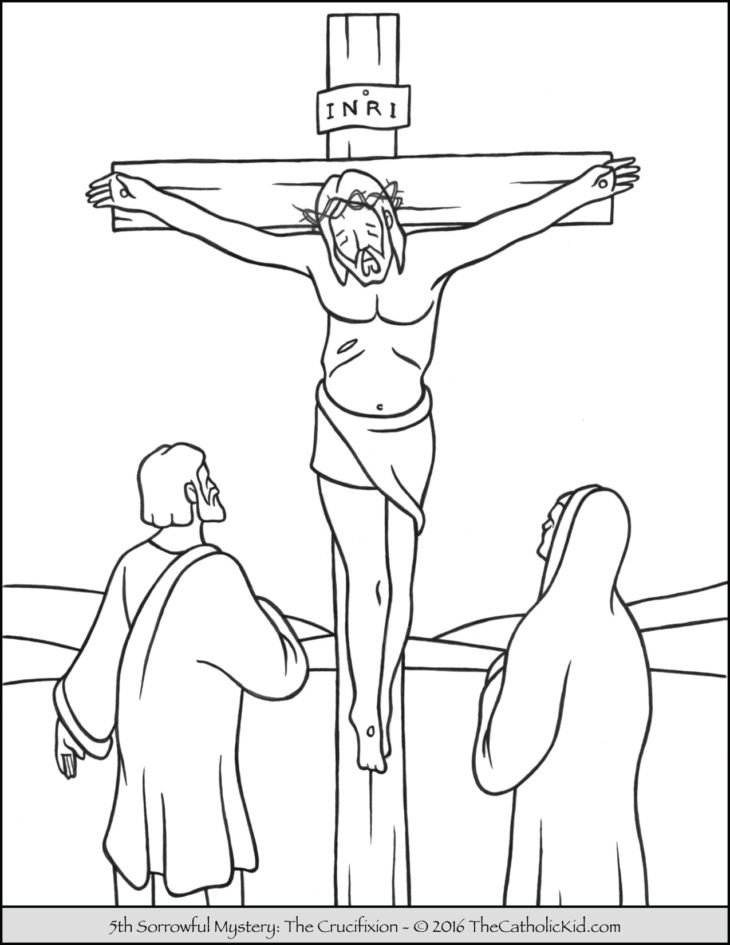 Crowning Archives The Catholic Kid Catholic Coloring Pages and