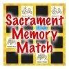 Catholic Sacrament Memory Match Game