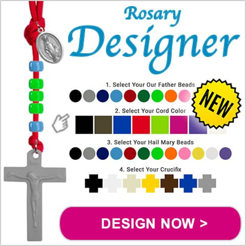 Online Kids Rosary Designer
