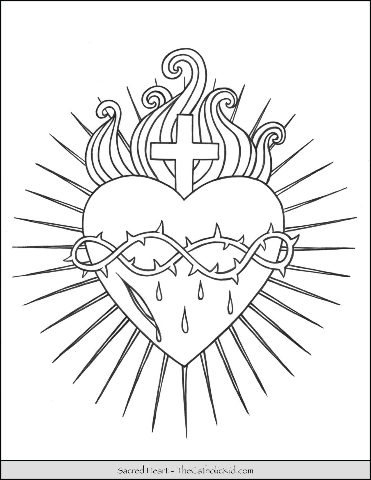 Valentine´s Day Coloring Pages | 1650x1275