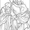 Saint John of God Coloring Page